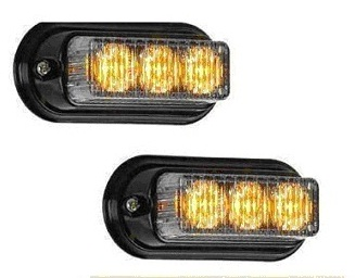 LED Flitsers, Led Grill Flitsers