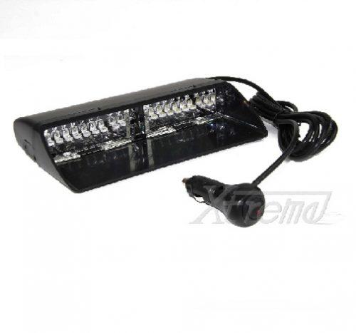 EX 48 watt dash flitser Komt inclusief gratis Twin socket + 2 x USB-2