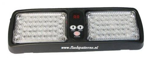LED Zonne Klep Flitsers