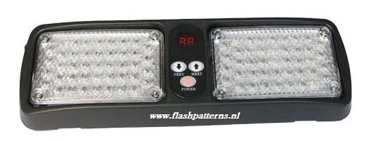 LED Zonne Klep en Raam Flitsers
