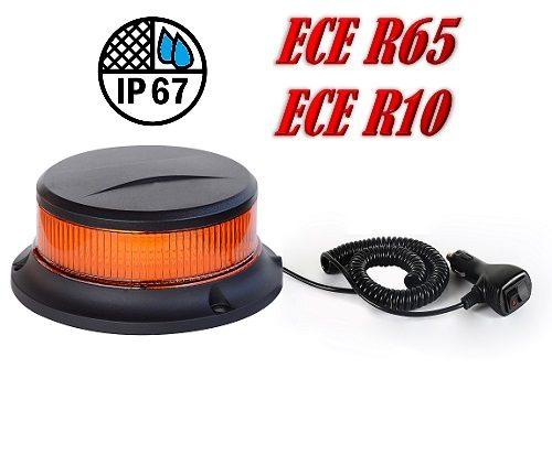 ZL5-C 27watt Compact Led Zwaailamp oranje ECER10 ECER65