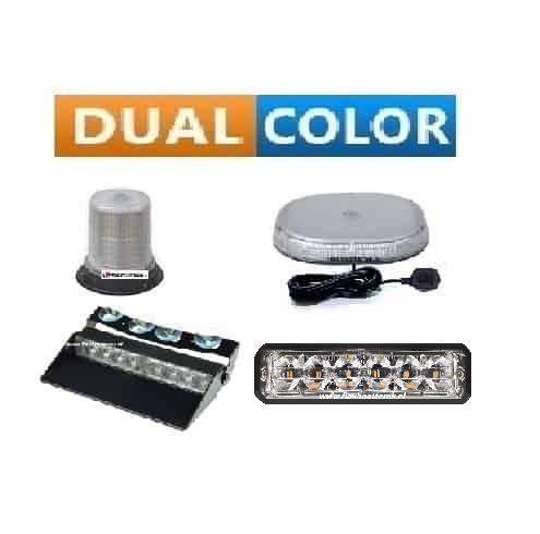 Dual Color LED Flitsers