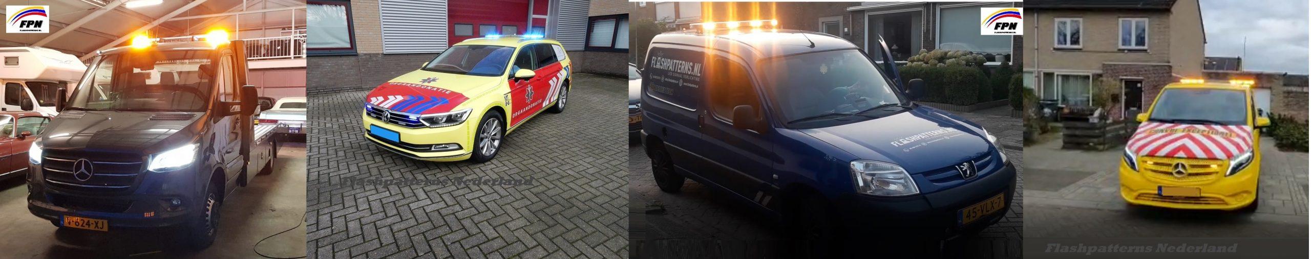 led lightbars flashpatterns.nl
